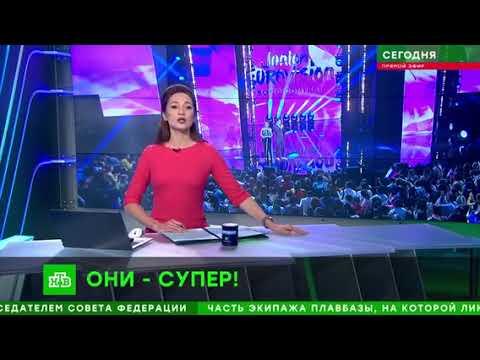 Представители России на Детском Евровидении в Польше Демберел Ооржак и Меженцева