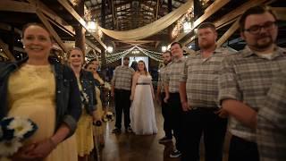 Blackburn - Brown Wedding, Dec. 2, 2017 - The Santa Fe River Ranch
