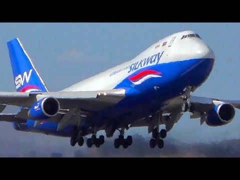 EPIC Boeing 747 Takeoffs & Landings From CLOSE UP | Avalon Airport Plane Spotting
