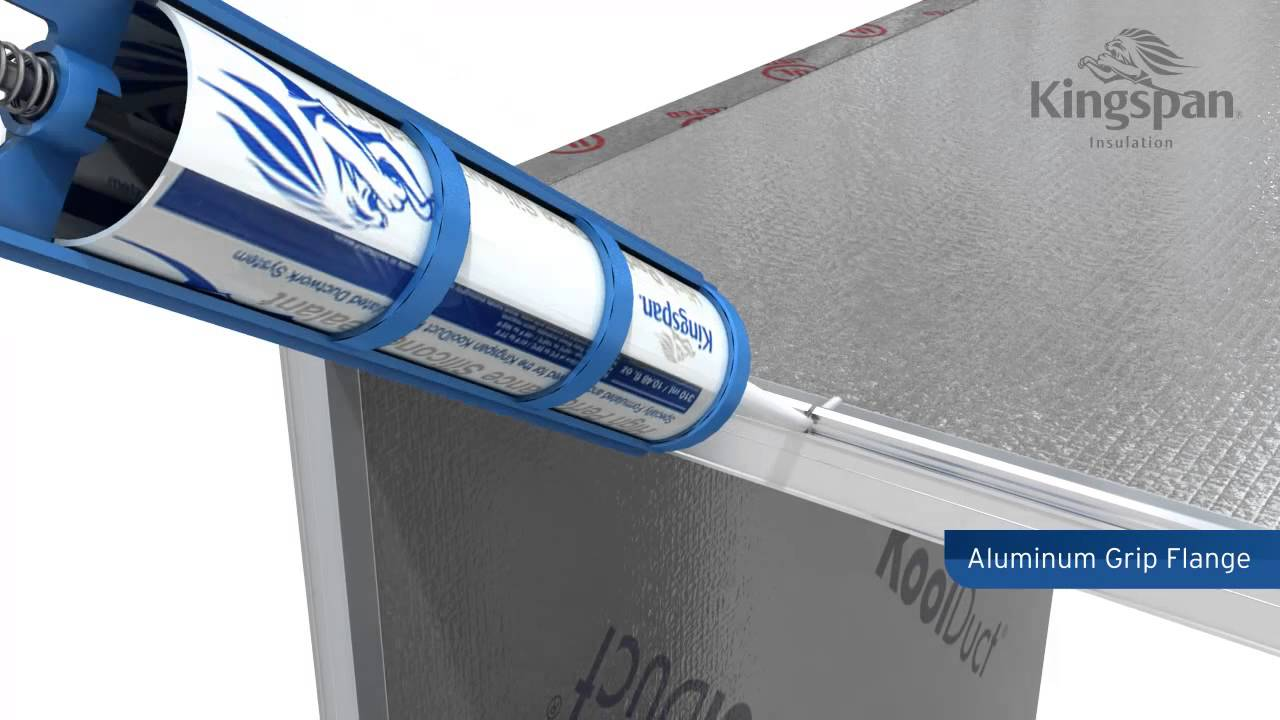 KoolDuct Pre-Insulated Ductwork System | Kingspan | USA