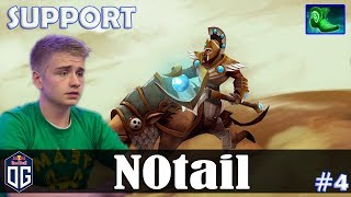 N0tail - Chen Offlane | SUPPORT | Dota 2 Pro MMR Gameplay #4