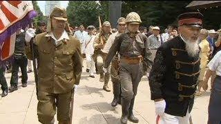 Tokyo'ya Seul arasında gerginlik tırmanıyor