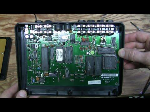 #21 - Alesis SR-16 drum machine repair