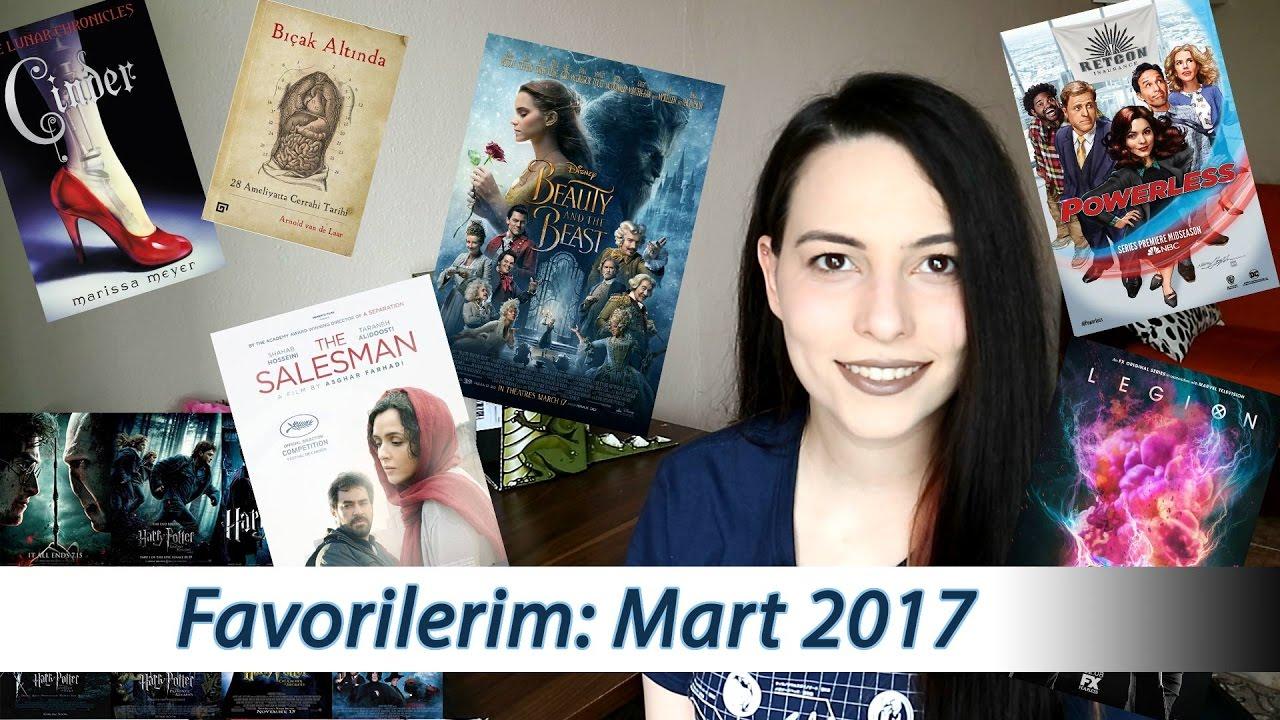 Favorilerim: Mart 2017 - Dizi , Film, Kitap, Alışveriş ve Daha Fazlası..
