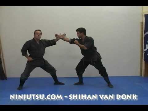 Ninjutsu - San Shin No Kata Richard Van Donk