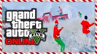 Gta 5 Online Snow & Snowball Fight Potential Days - Gta 5 Snowball & Snow! (gta V Christmas Dlc)
