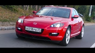 видео: Роторная пушка. Mazda RX8