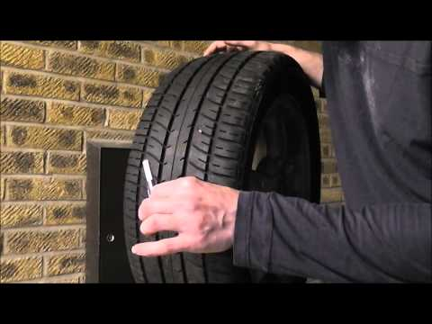 How to Check Your Tire (Tyre) Tread Depth