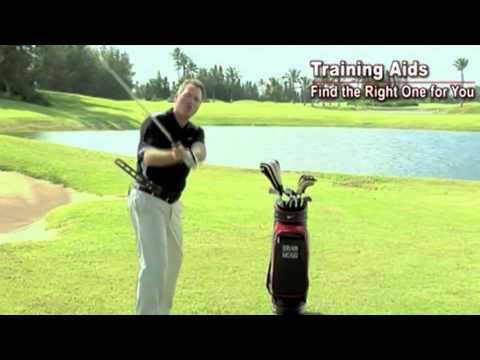 Golf Swing Training Aids by Brian Mogg