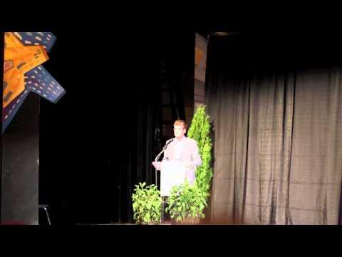 John Green's Speech at Printer's Row Lit Fest 2012 - Part 1