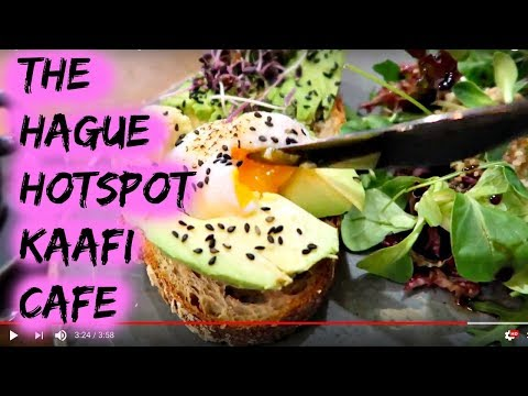Vlog #2: Hotspots in The Hague: Kaafi Cafe