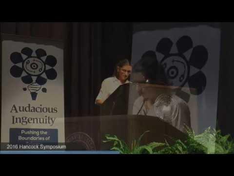 Dr. Tyrone B. Hayes, 2016 Hancock Symposium