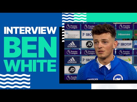 Ben White On Leeds Victory
