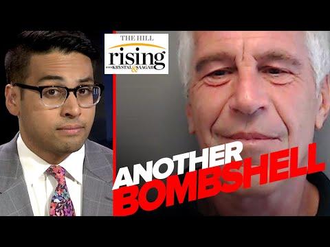 Saagar Enjeti: BOMBSHELL Development As Epstein Accuser NAMES Former Israeli Prime Minister