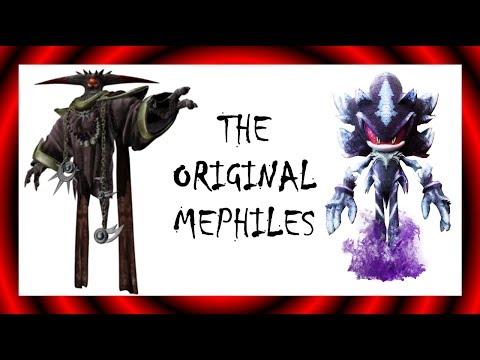 Black Doom: The Original Mephiles (Mini Series Part 1/4) | Mephiles Month