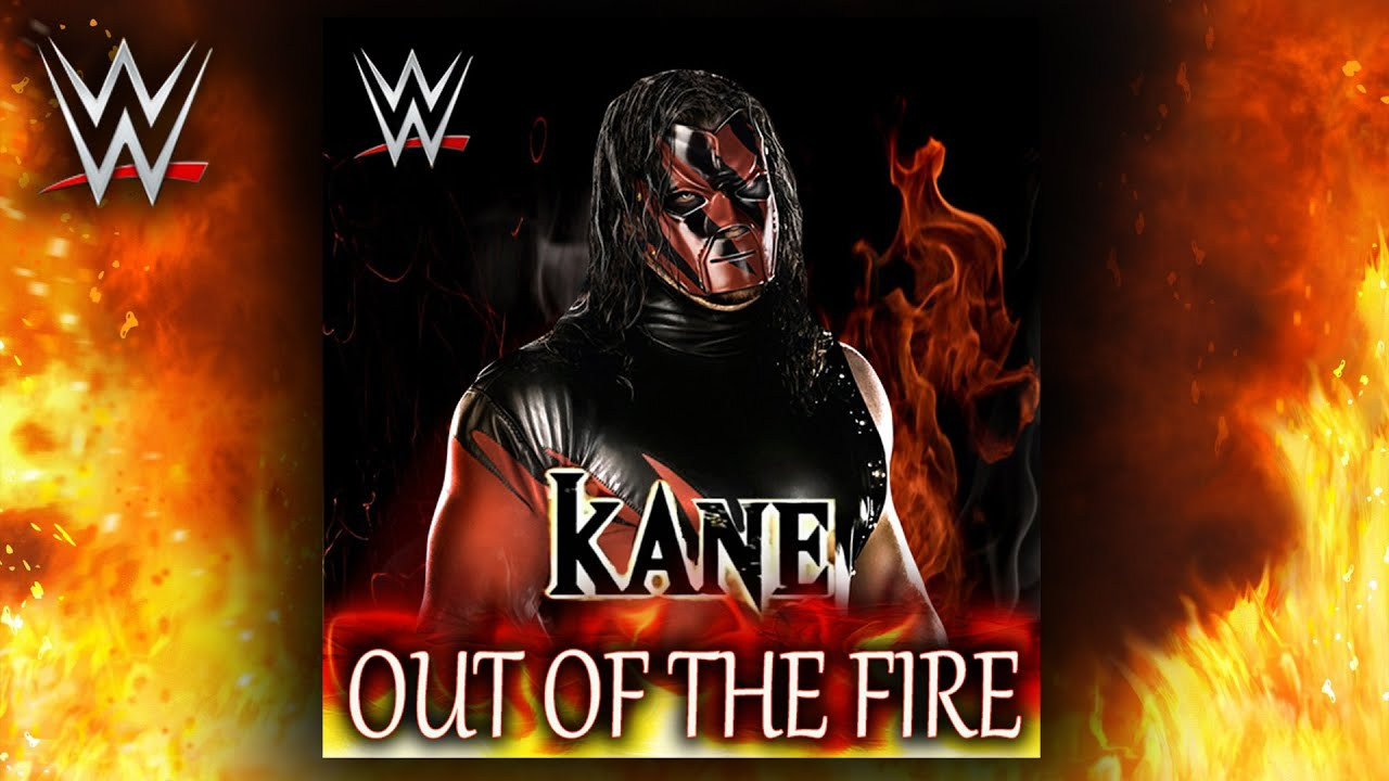 WWE Out Of The Fire Kane Theme Song AE Arena Effect
