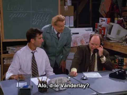 Seinfeld The Serenity Now The Sales Contest
