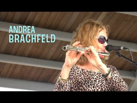 Jersey City Jazz for Lunch - Andrea Brachfeld