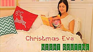 Christmas Eve Night Routine! Thumbnail