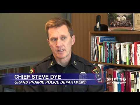 City of Grand Prairie: Crime Decreases in 2012