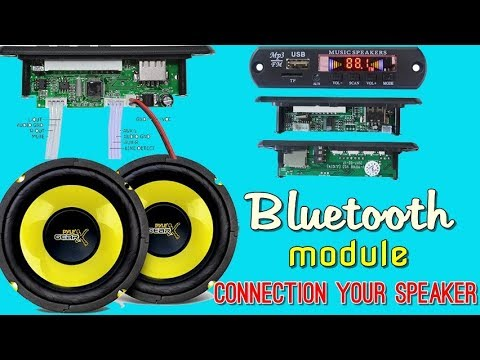 Bluetooth mp3 module player |