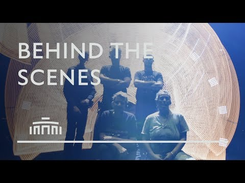 Light effects in opera - behind the scenes at Eliogabalo