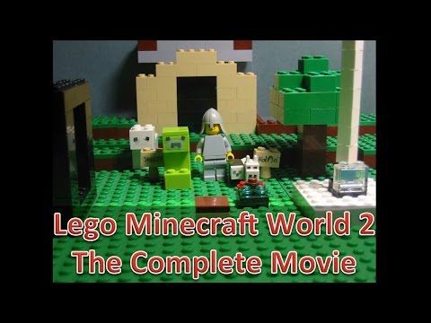 Lego Minecraft World 2: The Complete Movie