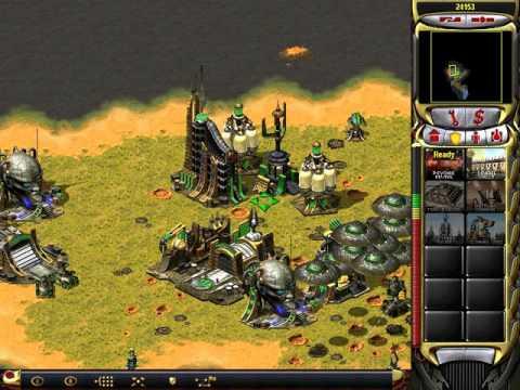 Red Alert 2 Yuri's Revenge Yuri vs 7 countries  Submarine Attack
