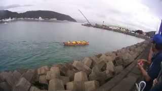 奄美警察署座礁事件