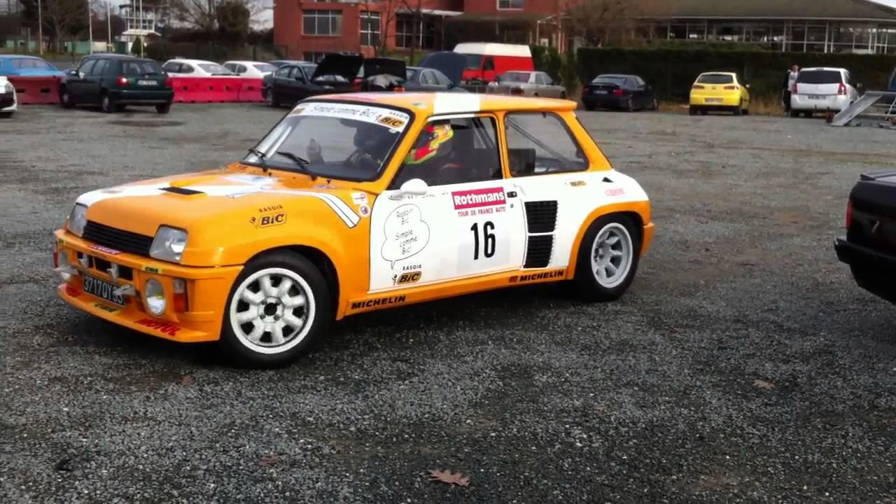 R5 Turbo Tour De Corse Parking Youtube