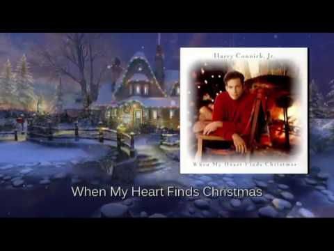 Harry Connick Jr - When My Heart Finds Christmas - YouTube