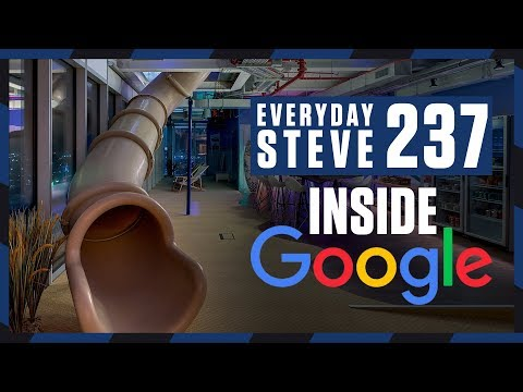 GOOGLE, HOW TO DISCOVER YOUR PASSION  &  WHY WE DON'T ACHIEVE OUR AMBITIONS | Everyday Steve 237