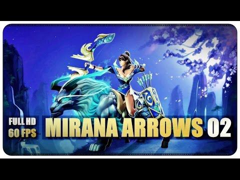 DOTA 2 - Mirana Arrows - EP02