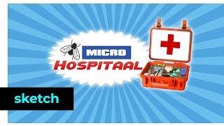 Klokko - Micro hospitaal   Sketch   Het Klokhuis