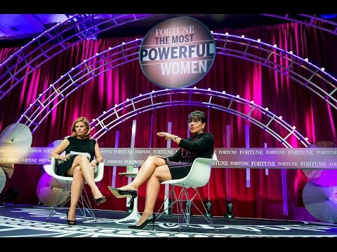 Secretary of Commerce Penny Pritzker talks China and Cuba at Fortune's Most Powerful Women Summit