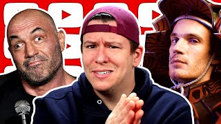 What The PewDiePie Cocomelon Scandal Exposes, Joe Rogan Texas Controversy, Leaked Zoom, & More News