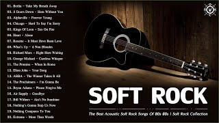 Acoustic Soft Rock 80s 90s | The Best Soft Rock Songs | Soft Rock Collection