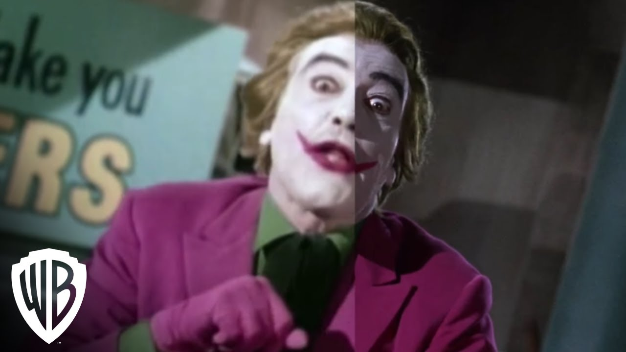 Download Batman: The Complete Television Series   Joker - Blu-ray Split Screen   Warner Bros. Entertainment