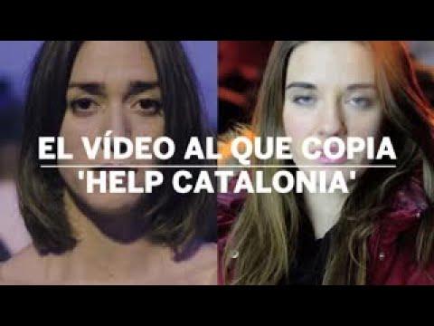 El vídeo de Ucrania al que copia 'Help Catalonia'