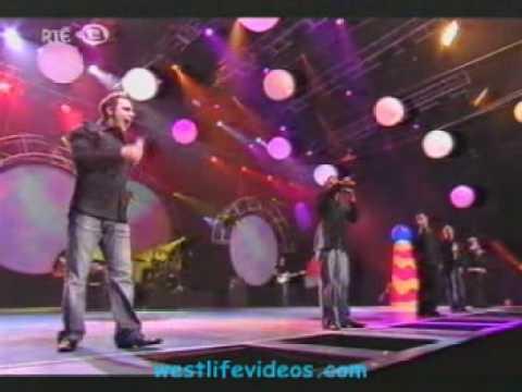Westlife - Hey Whatever  Childline 2004