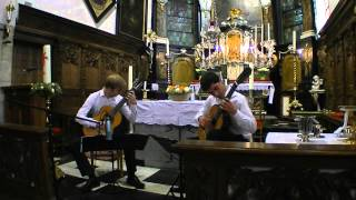 "De Falla - Danse Espagnole No. 1 ""La Vida Breve"" (Duo Tarantelle)"