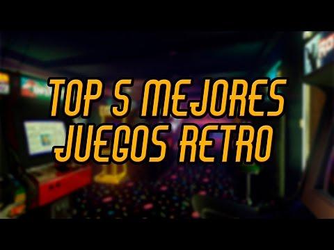 TOP 5 MEJORES JUEGOS RETRO GRATIS (Abandonware)