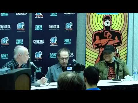 Wallace Wood Panel East Coast Comic Con April 11th, 2015 1pm Part 2