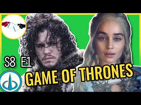 GAME OF THRONES Season 8, Episode 1 (feat. John Duper Morse) | 12th Level Intellects EP #41
