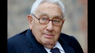 Henry Kissinger: Maybe Defeating lSlS Isn't A Good Idea