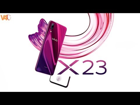 Vivo X23 Official Look, Trailer, Launch, Official Video, Release Date - Snapdragon 670
