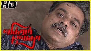 Vikram Vedha Climax | Maddy recollects incident on Varalaxmi and Prem | Vijay sethupathi Mass scene
