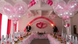 Оформление свадьбы в кафе