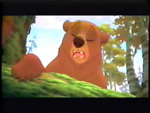 Brother Bear 2003 Trailer Vhs Capture Youtube