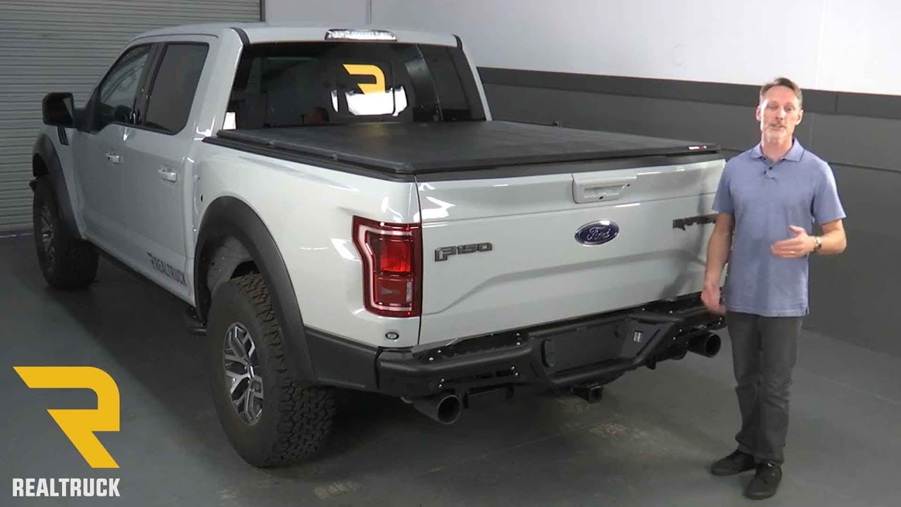 How To Install Extang Trifecta 2 0 Tonneau Cover On A 2017 Ford